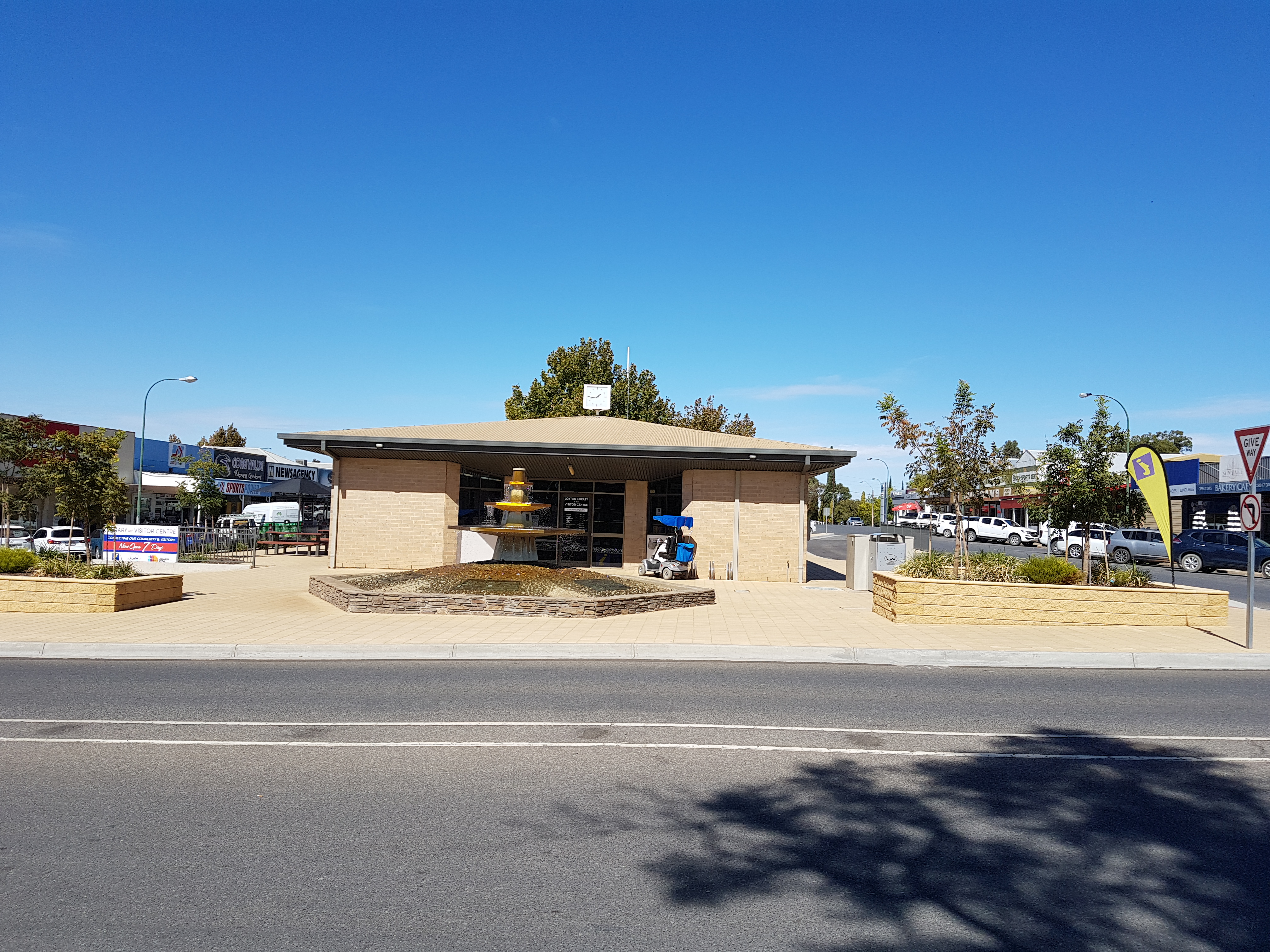 Loxton Library and Visitor Information Centre